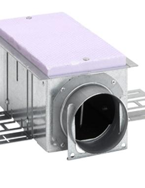 Register Box CLD - Air Distribution System Component