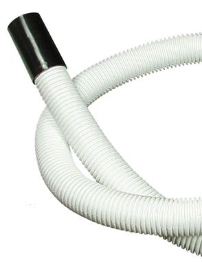 Flexible air distribution pipe