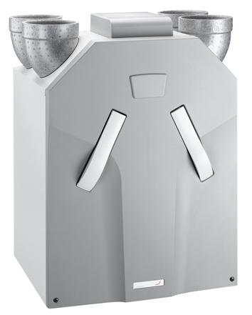 Zehnder Comfoair 350 HRV ERV System