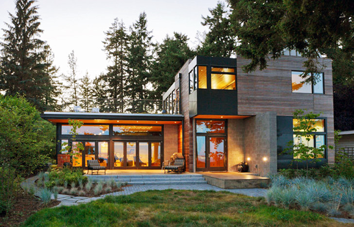 leed certified home